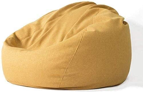 FTFTO Bureau Life Transats Canapé Chaise De Plage Loisirs Canapé Sac Sac Dossier Balcon Chambre Loisirs Portable 5 Couleurs 90 80 cm (Couleur: D)