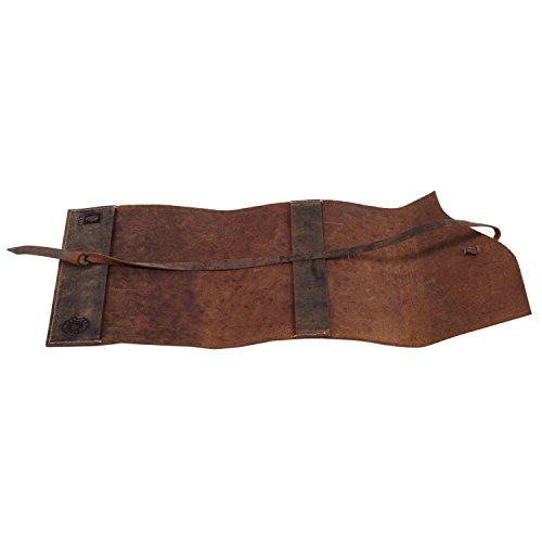 Greenburry Vintage Taschen-Organizer Notizbuch EIN echter Eyecatcher. Das Leder Tagebuch DINA6 ist Handgefertigt und aus echtem pflanzlich gegerbten weichem Rindleder - 100% Handarbeit