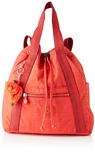 Kipling Art Backpack S, Women's Backpack, Red (Active Red)