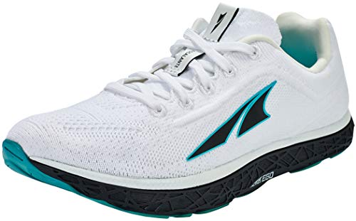 ALTRA Women's AL0A4VR3 Escalante 2.5 Road Running Shoe, White/Blue - 9 M US