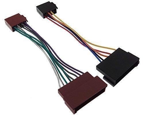 FORD (1) adaptateur autoradio iSO faisceau de câble adaptateur radio