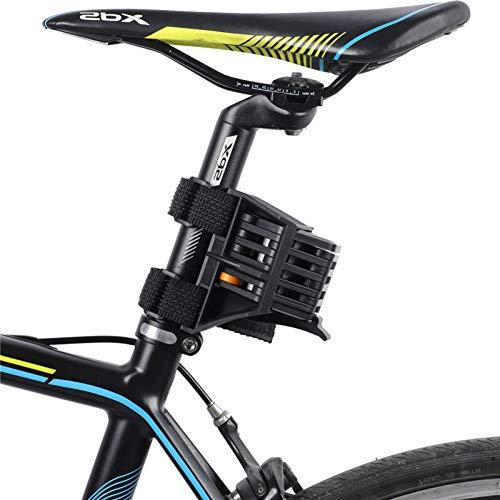 GOOHEAL Verrou de vélo Pliant chaîne en Alliage antivol Serrure étanche Anti-Cisaillement sécurité vélo Accessoires VTT vélo de Route Serrure