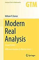 Modern Real Analysis (Graduate Texts in Mathematics (278))