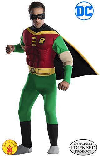 Rubie's Masquerade 888078S Batman - Robin (muscoli pettorali), costume uomo, S