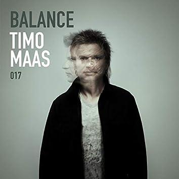 Balance 017 (Mixed by Timo Maas) [Mixed Version]