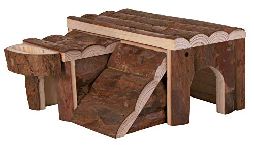 Trixie 6173 Natural Living Haus Luka, 14 × 7 × 14 cm