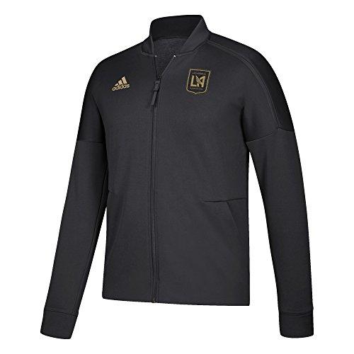 adidas MLS メンズ ZNE Anthem ジャケット XX-Large ブラック