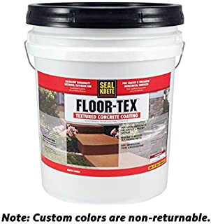 Floor -Tex 40 Textured Concrete Coating