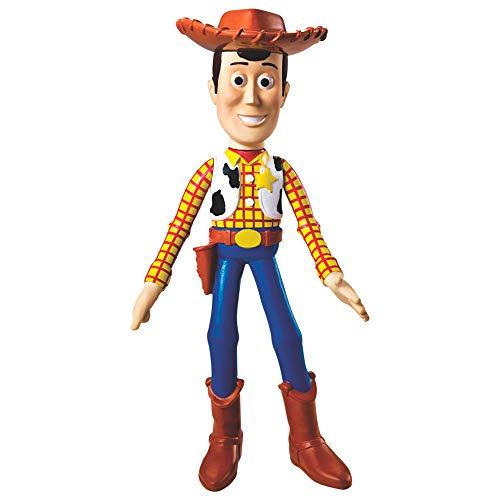 Boneco Vinil Woody Toy Story Lider Brinquedos