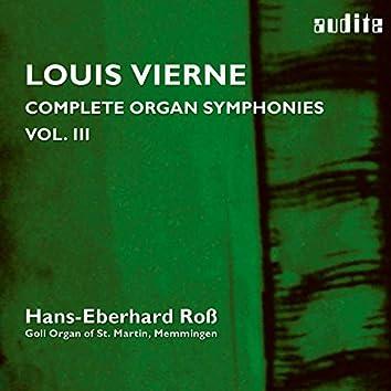 Vierne: Organ Symphonies, Op. 47 & Op. 59