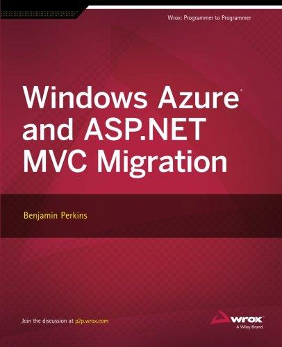 Windows Azure and ASP.Net MVC Migration