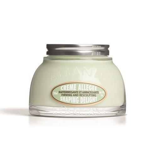 L'Occitane Almond Shaping Delight Firming and Resculpting unisex, Massageöl, 1er Pack (1 x 200 ml)