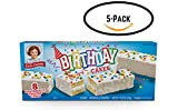 Little Debbie Birthday Cakes (5 boxes)