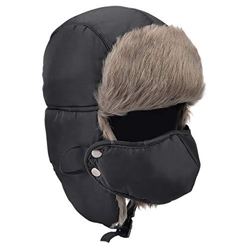 1 Homme Authentique Heat Holders heatweaver Thermique Chaud Chapeau Tog 3.4 kaki Mix