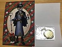第五人格 封蝋型メタルチャーム付ポストカード Andrew Kreiss anime グッズ