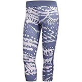 adidas RS 3/4Q2TI W Pantalon Femme S Bleu (Indnat/Aerorr)
