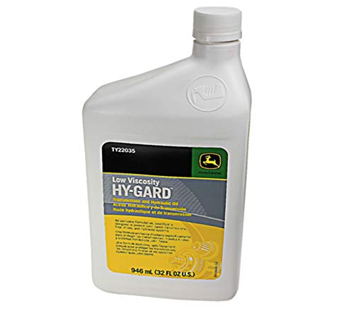 John Deere Original Equipment Hy-Gard 32 oz. Transmission & Hydraulic Oil #TY22035