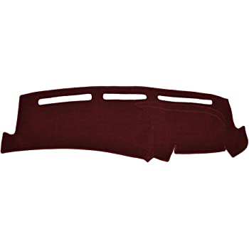 Amazon Com Custom Dash Cover Mat Compatible With 1980 1986 Ford Pick Up F 150 Carpet Maroon Automotive
