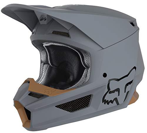 V1 Matte Helmet, Ece Stone