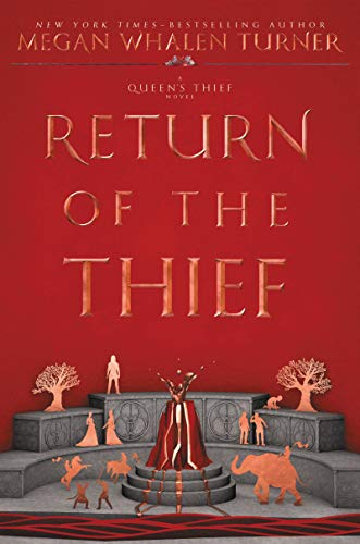 Return of the Thief (Queen's Thief, 6)