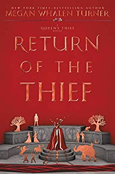 Return of the Thief by Megan Whalen Turner science fiction and fantasy book and audiobook reviews