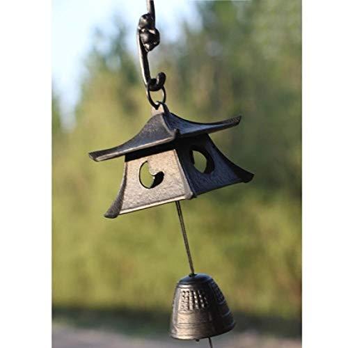 Binnan Charm hängende Laterne Gusseisen Wind Glockenspiel AFFE Geburtstagsgeschenk kreative Windspiel Anhänger