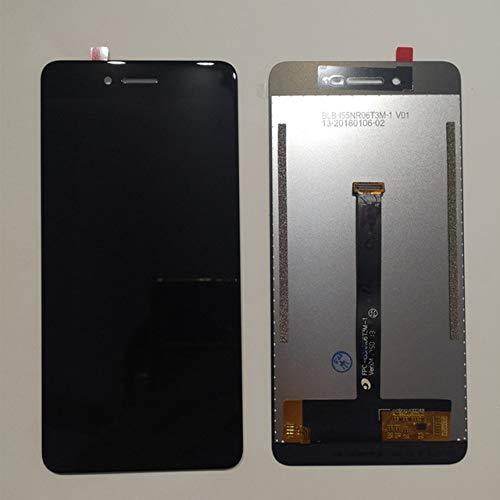 Lysee Mobile Phone LCD Screens - 5.5 inch Tecno K9 LCD Display+Touch Screen 100% Original Tested Digitizer Glass Panel Replacement