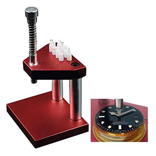 Baban Uhrenwerkzeugpresse Uhren Zeigerpresser Presse für Uhr Zeiger Uhrmacherwerkzeug