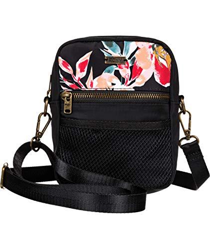 Roxy womens Crossbody Bag, Anthracite, 1SZ US