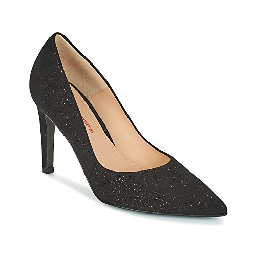 Perlato Narciso Pumps Damen Narciso/Schwarz - 40 - Pumps Shoes