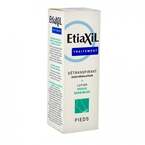 Etiaxil Unperspirant Lotion Treatment for Feet Sensitive skins by Etiaxil