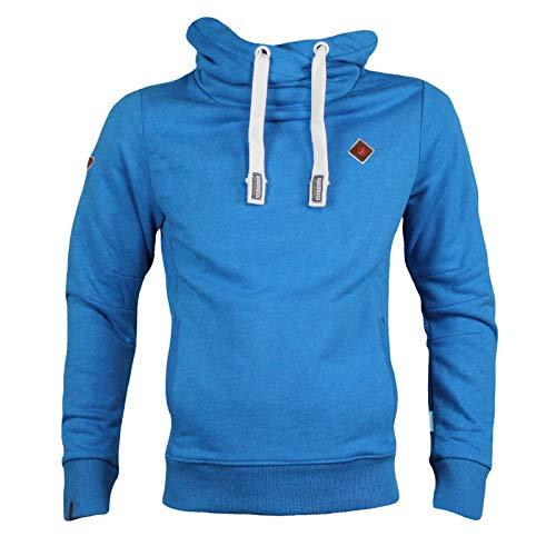 Goodness Industries Herren Sweatshirt Rocky 005 blau