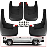 A-Premium Mud Flaps Splash Guards Compatible with Dodge Ram 1500 2019-2021 Front and Rear Without...