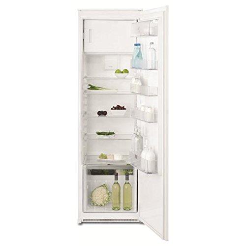 Electrolux ERN3011FOW Einbau-Kühlschrank, 1 Tür, 294 Liter, Kühl-/Gefrierfach: Kühlteil gebrannt/Kälte gebrannt – Abtau-Automatik – Klasse A+ / Einbaubar