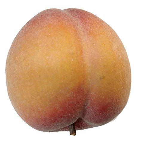 Artificial Plastic Fruit (Peach)
