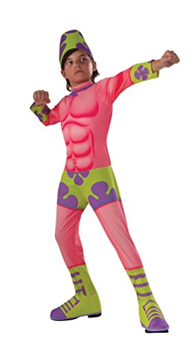 Rubie's Costume SpongeBob Movie Patrick Star Child Costume, Small