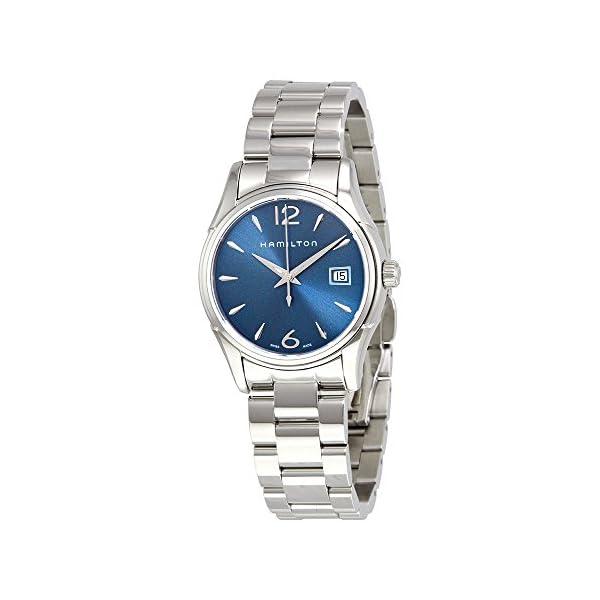 Hamilton–Reloj Mujer Hamilton Jazzmaster Lady Cuarzo h32351145pulsera