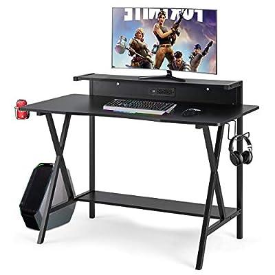 EROMMY Industrial Computer Desk