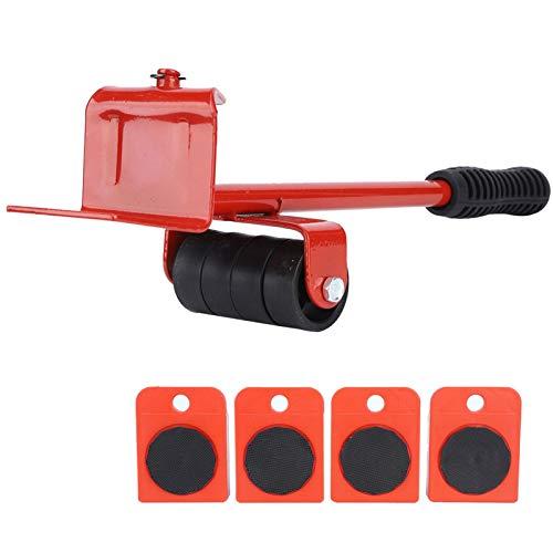 Meubelgeleiderset, transportliftroller Meubellift, voor thuiskantoorgebruik Meubeltransportgereedschap Handig…