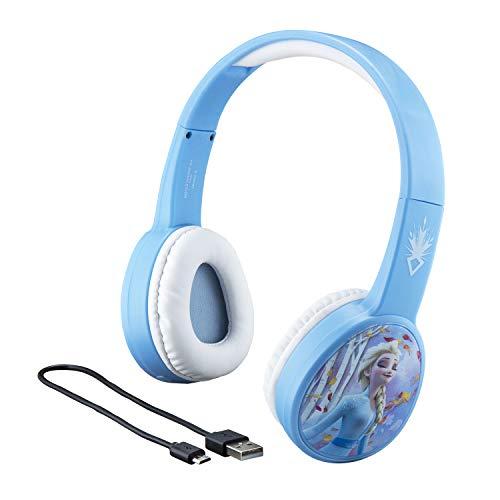 e-Kidz - Auriculares inalámbricos con Bluetooth