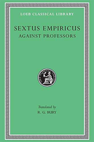Against Professors: 382