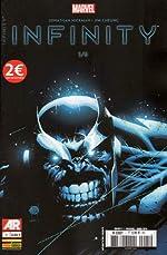 Infinity 01 1/3 Adam Kubert de Jonathan Hickman