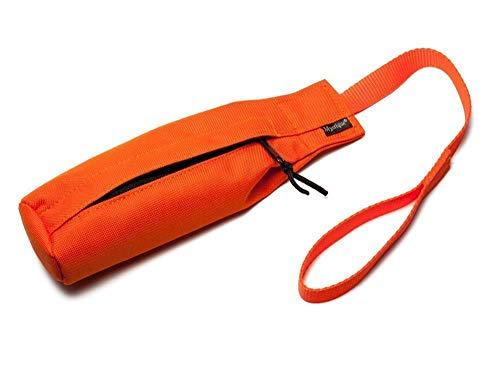 Mystique® Futterdummy Snack Speedy klein neon orange