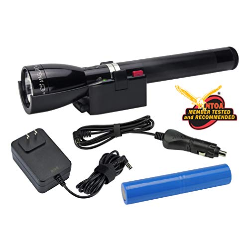 Maglite, LED Mag Charger with Base,...