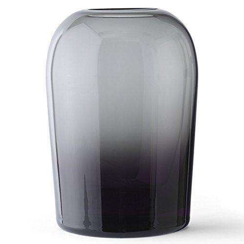 Menu Troll Vase L, Rauch H 19cm, Ø 13cm