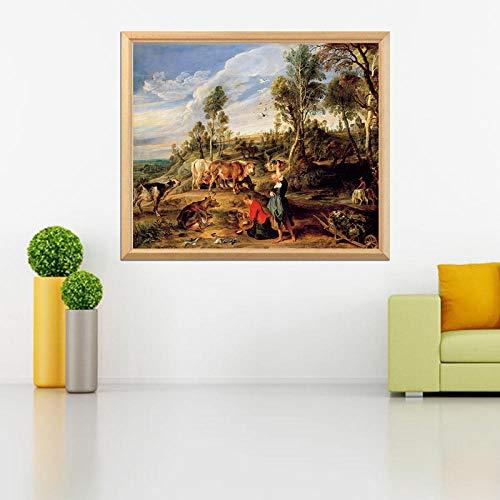Rubens Beroemde Schilderij
