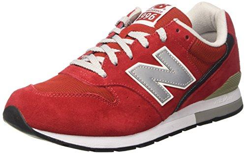 New Balance Herren Revlite MRL996 Sneakers, Rot (MRL996AR), 44.5 EU