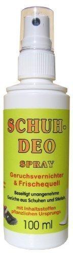 Schuh-Deo frische Spray 100ml