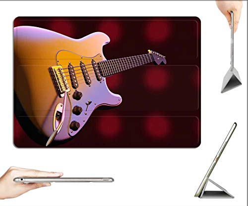 Case for iPad Mini 5 & Mini 4 - Guitar Electric Guitar Stringed Instrument 5