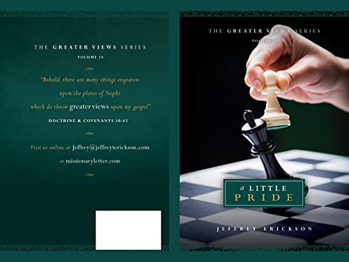A Little Pride (The Greater Views Series Book 18) (English Edition)
